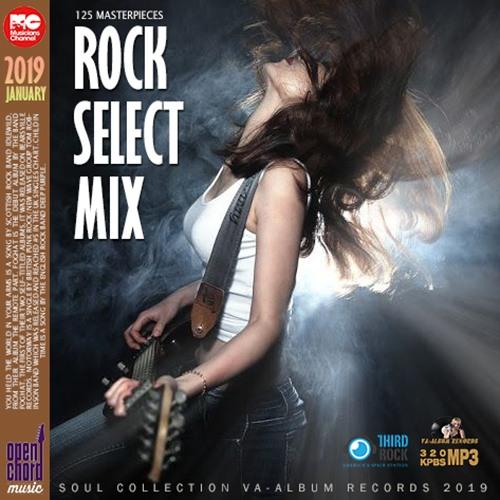 Rock Select Mix (2019)