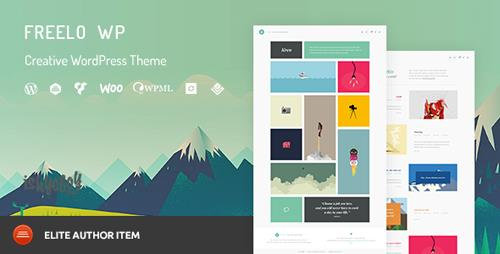 ThemeForest - Freelo WP v1.8 Creative WordPress Portfolio Theme - 14348790