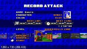 6adb2ee0569f45a4ddf7a91cf2641286 - Sonic Robo Blast 2 + SRB2 Kart Switch homebrew NSP