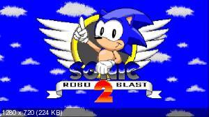 a57c6bcc10e47bc43a874000434b6a9a - Sonic Robo Blast 2 + SRB2 Kart Switch homebrew NSP