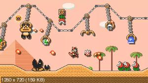 5a4671a0660325c899b440aac8dbe2e5 - Super Mario Maker 2 Switch NSP XCI