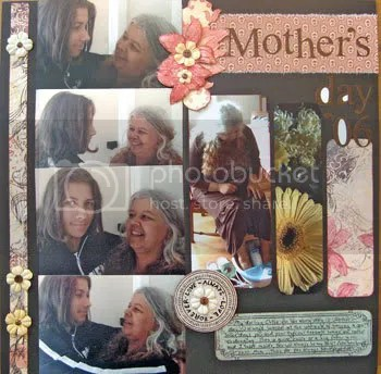 Mother's day LO 06
