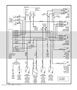 [WRG3209] Wiring Diagram For Mitsubishi L200