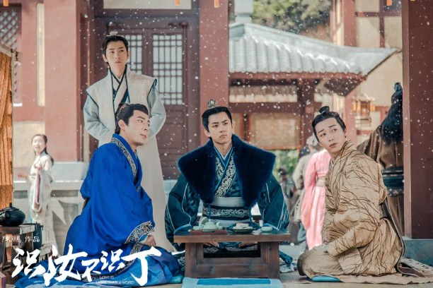 First Gay Ancient Chinese Drama Love Is More Than A Word  A Virtual Voyage-7890