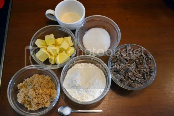 Cookie Dough Cake Pops Ingredienten