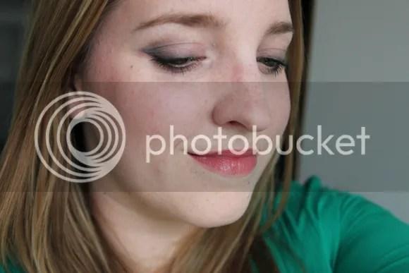 Eyeshadow Eyeliner Look