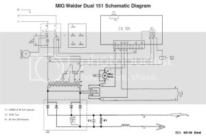 Wiring Diagram For Chicago Electric Welder Wiring Get