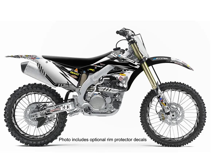 Kx 125 250 Graphics Kit Kawasaki Kx125 Kx250