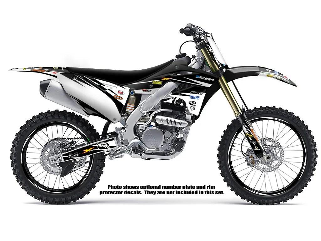 Kxf 450 Graphics Kit Kawasaki Kx450f Kx F