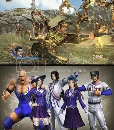 Dynasty Warriors 7 2nd DLC