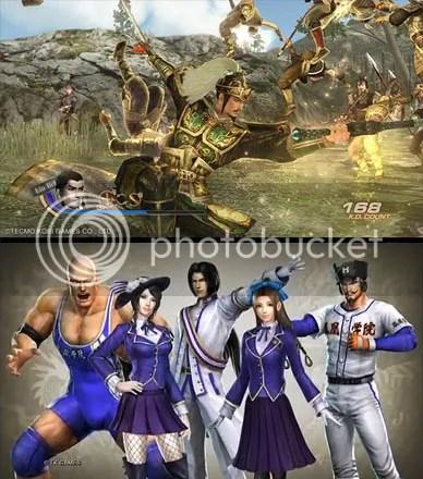 Dynasty Warriors 7 2nd DLC