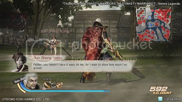 Dynasty Warriors 7 / Dynasty Warriors 7: Xtreme Legends DLC