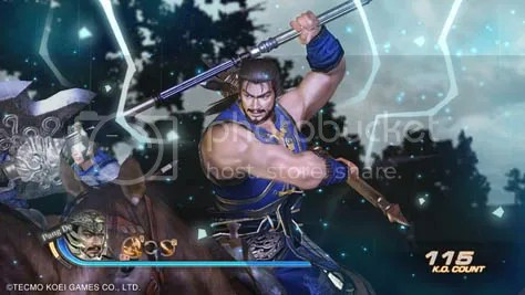 Dynasty Warriors 7: Xtreme Legends - DLC - Pang De