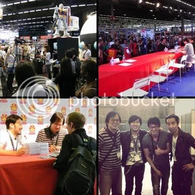Dynasty Warriors Gundam 3 Japan Expo 12 2011