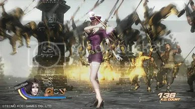 Dynasty Warriors 7 DLC