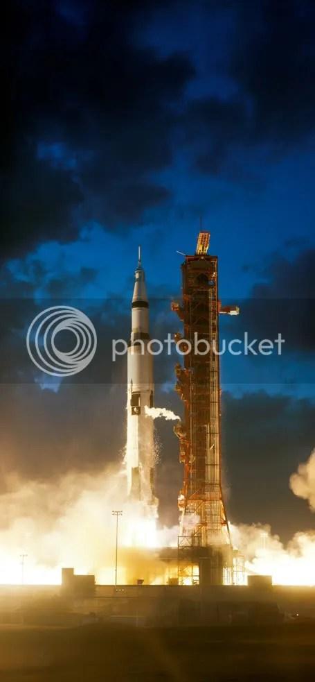 Saturn 5 Rocket