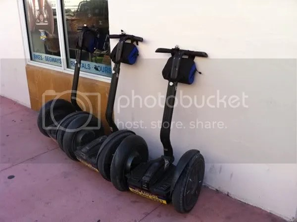 Segways Bike & Roll Miami
