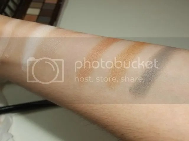 Swatch Nyx Nude on Nude