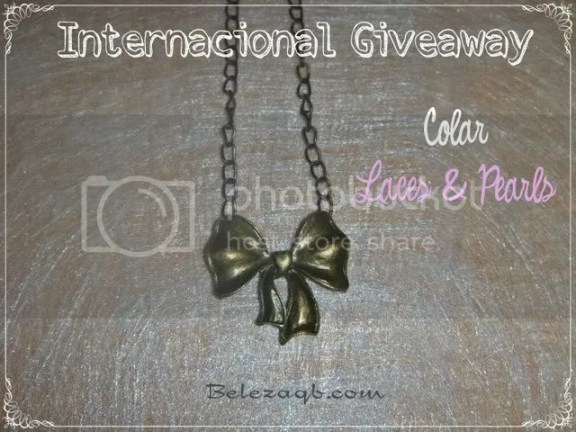 Laces & Pearls Giveaway