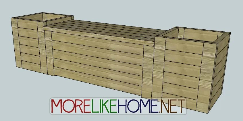 PDF Plans 2×4 Bench Diy Download wood magazine tips