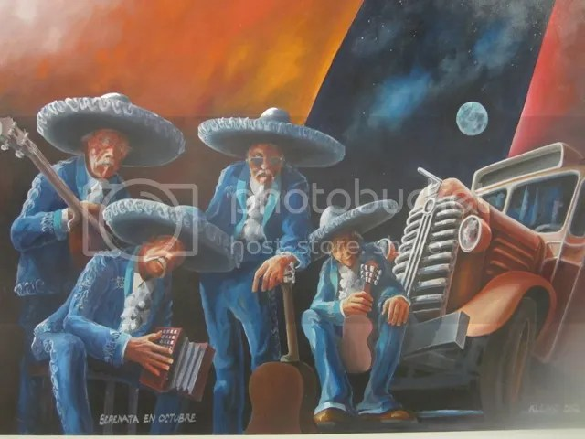 Old Mariachis