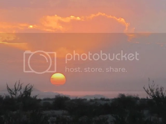 Sonoran sunrise