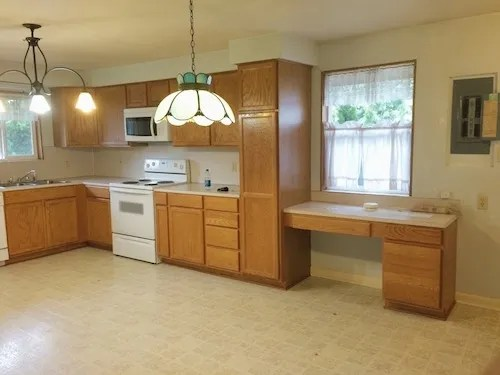 The Wits~ kitchen remodel