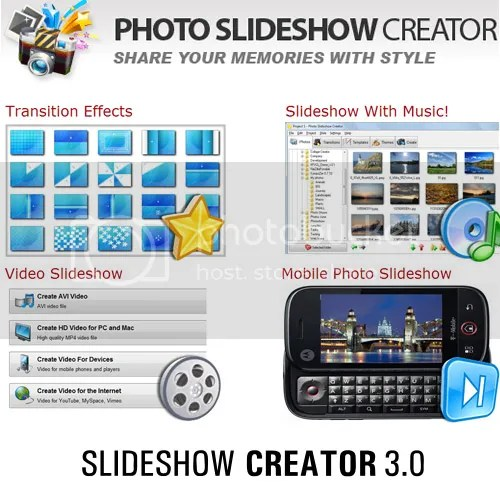 Photo Slideshow Creator 3.25