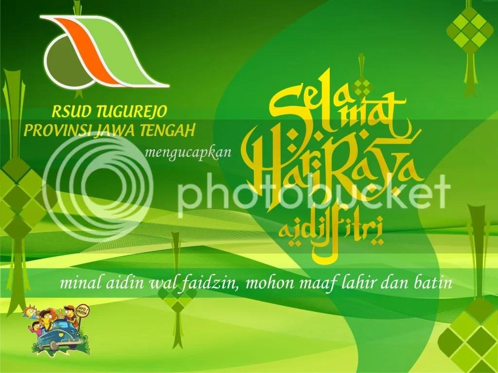 Posko Lebaran 2016 Selamat Datang Rsud Tugurejo Provinsi Jawa