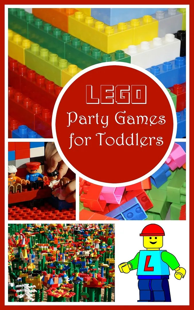 Lego Party Games for Toddlers