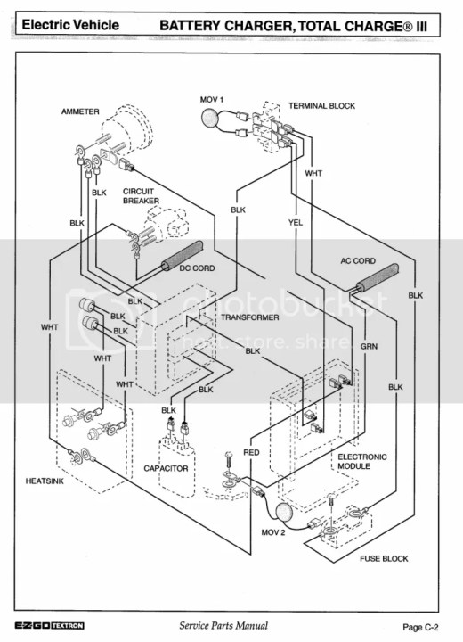 ez go golf cart wiring diagram total charge 3  1966 ford