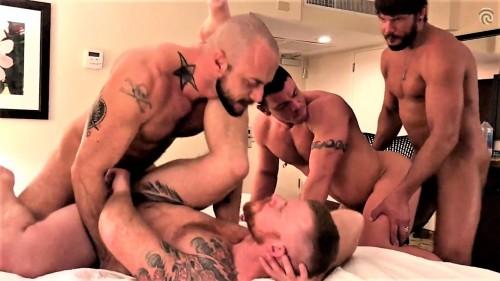 Jesse Santana, Jessie Colter, Jack Vidra, Tyler Roberts – Phoenix Group Fuck part 2