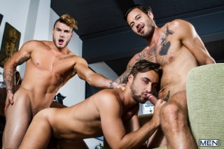 Dean Stuart, Samuel Stone, William Seed, Zack Hunter – The Guys Next Door Part 4 (MEN)