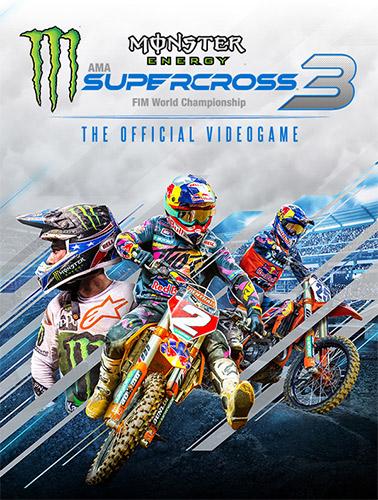 6b6edafa231ca506ef4f0fe580cd304b - Monster Energy Supercross: The Official Videogame 3 + DLC