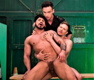 Pulled Over: Ace Quinn, Damon Heart, Pietro Duarte