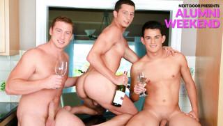 Alumni Weekend: Connor Maguire, Drake Tyler & Josh Villa