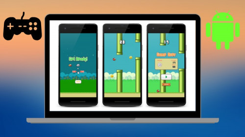 Udemy - Android Game Development Crash Course For Beginners