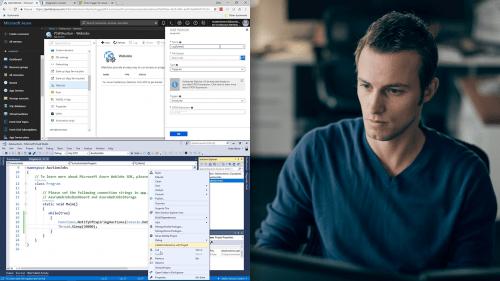 PluralSight - Microsoft Azure Developer Web Jobs 2020-ELOHiM