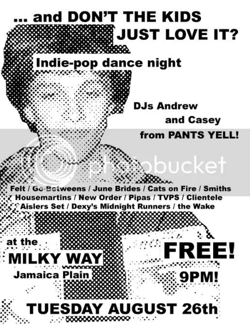 indie dance night