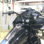 14 West Coast Mx T Bars Installed On 2016 Road Glide Road Glide