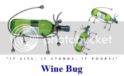 Wine Bug Wine Rack