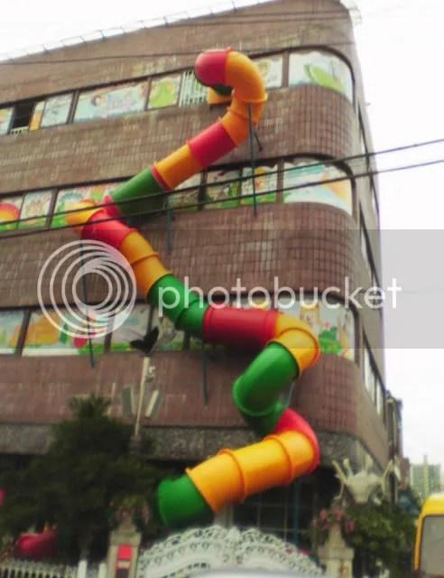 Building Slide