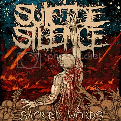 Suicide Silence - Sacred Words (EP)