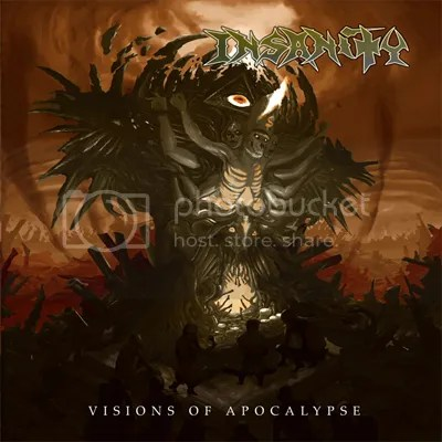 Insanity - Visions Of Apocalypse
