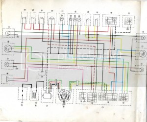 1975 dt400 wiring  Vintage Enduro Discussions
