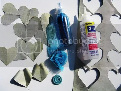 heart flower supplies