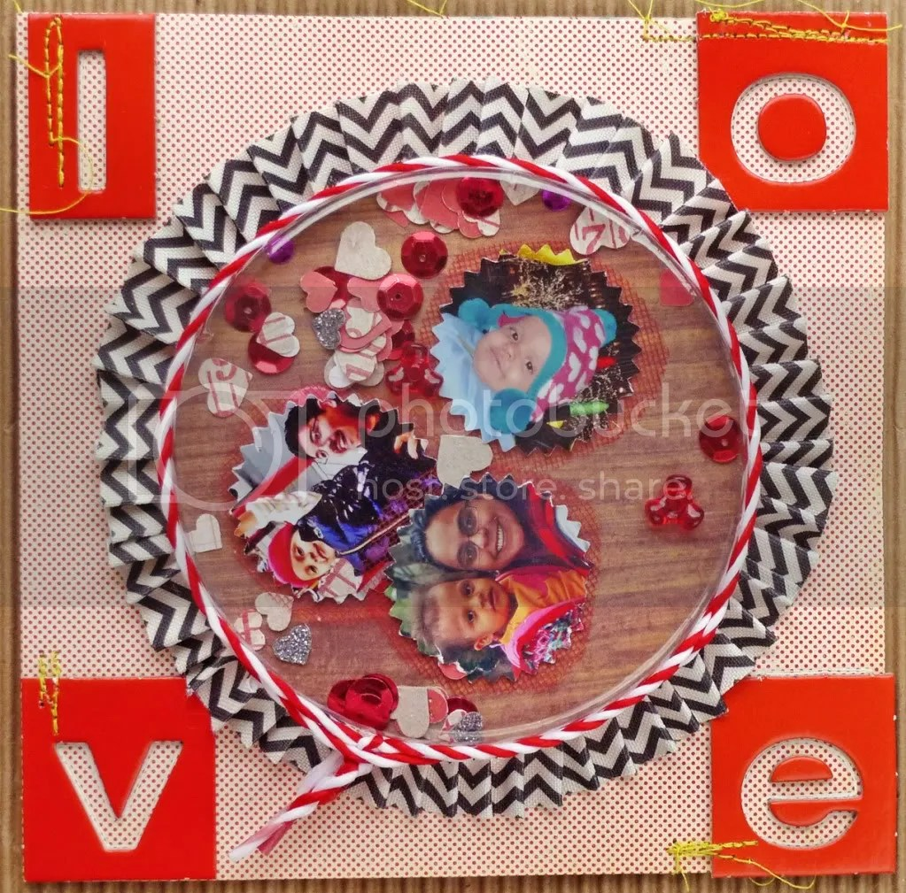 upcycle_valentine's_day_card_ruffle_DYI