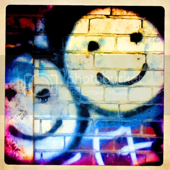Grafitti Hipstamatic