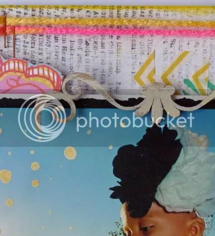 Washi String Color