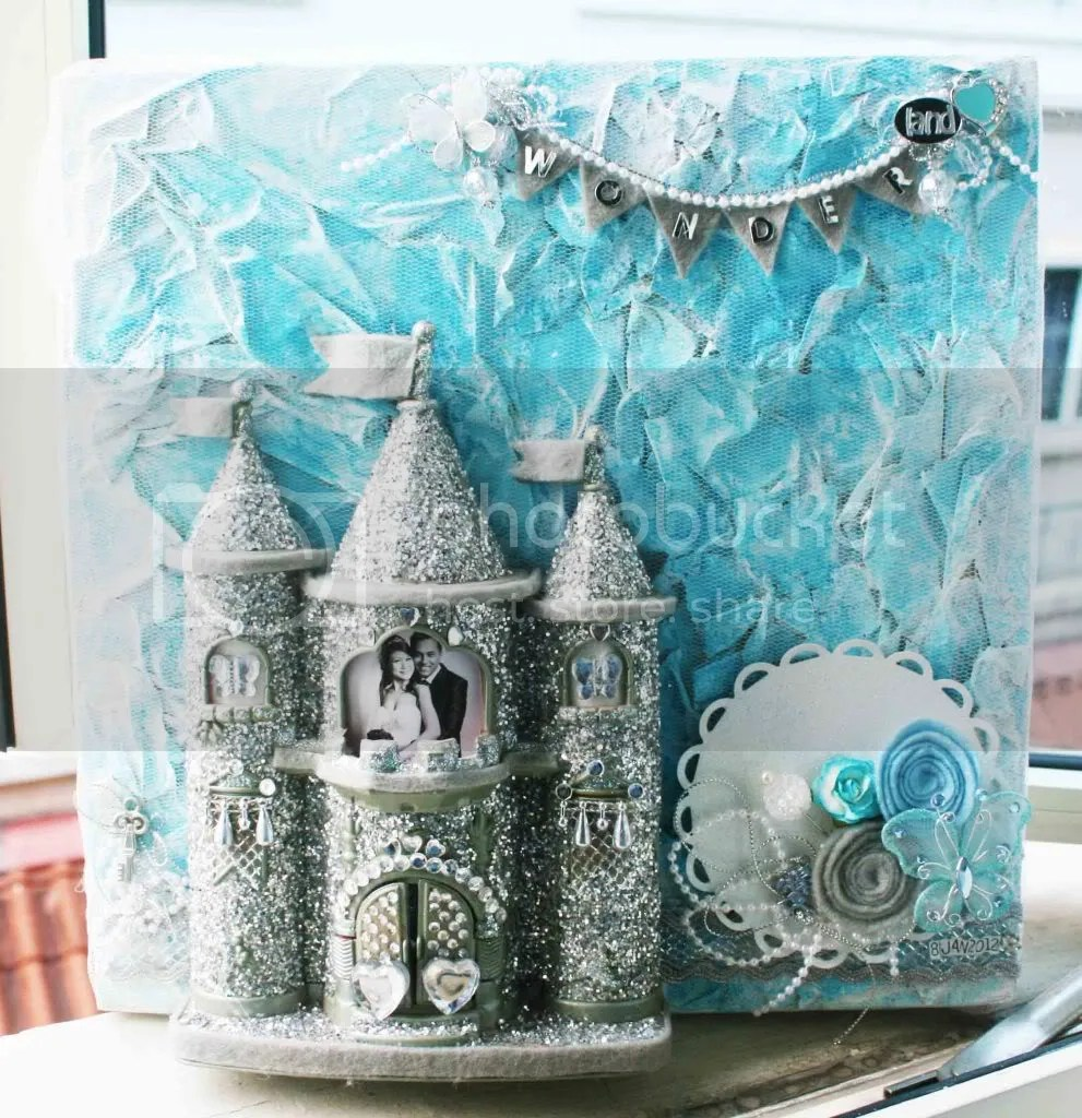 Wedding Castle Wall Hanging